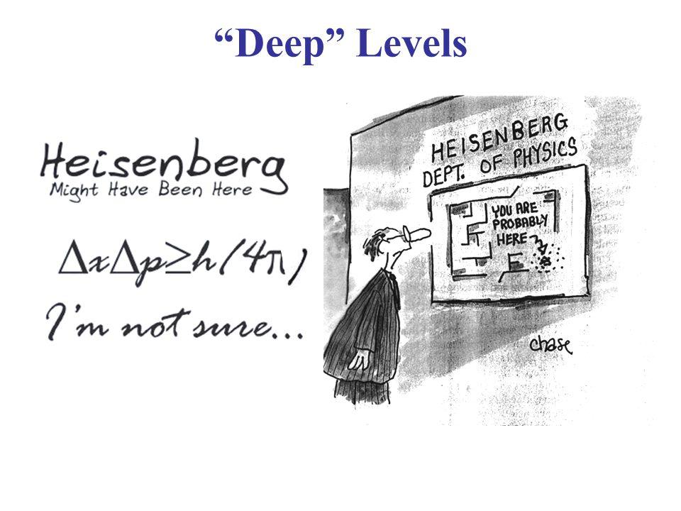 Deep Levels