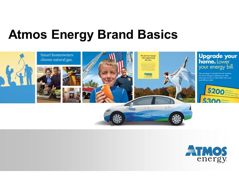 Atmos Energy Brand Basics