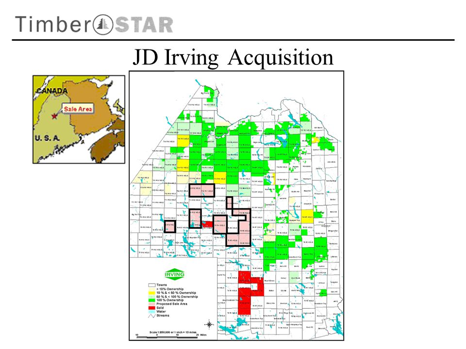 JD Irving Acquisition