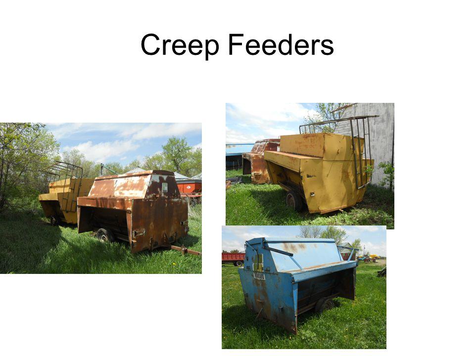 Creep Feeders
