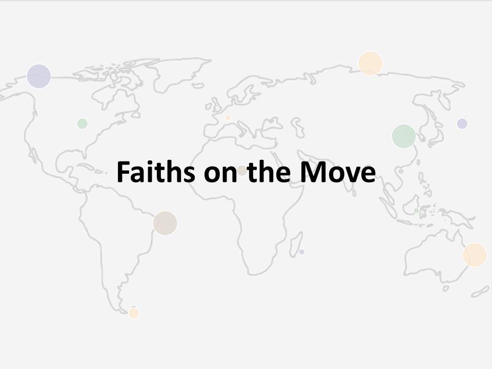Faiths on the Move