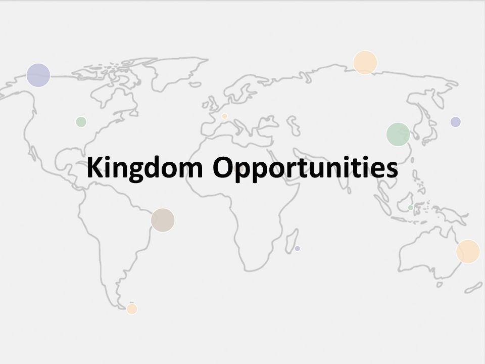 Kingdom Opportunities