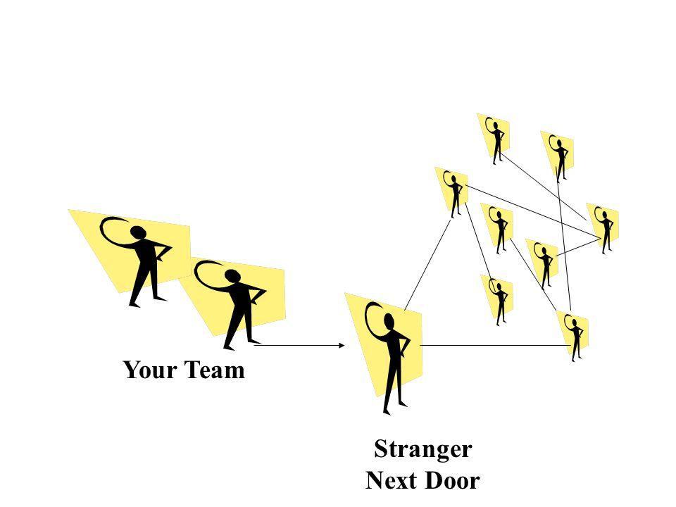 Your Team Stranger Next Door