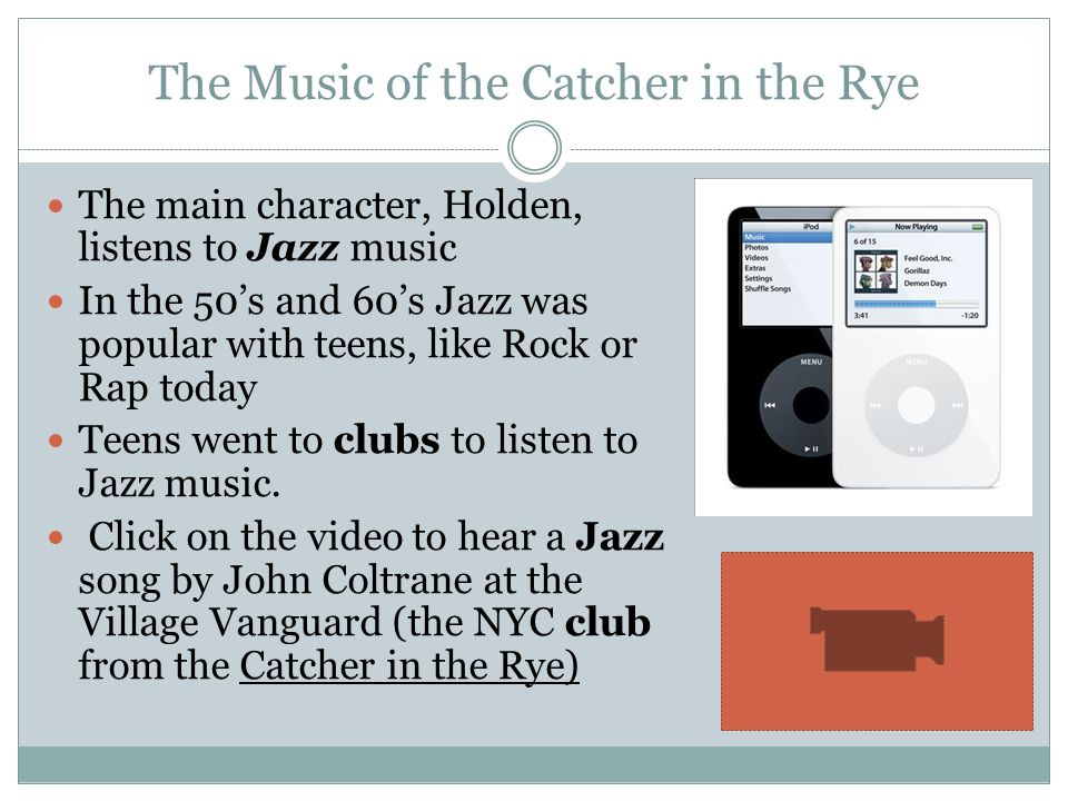Who is Holden Caulfield.