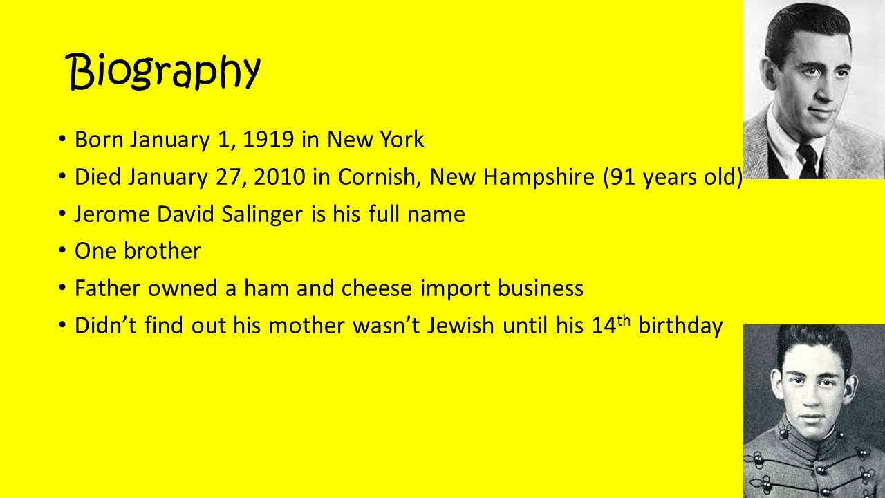 Education Attended McBurney School, until he was kicked out Attended Valley Forge Military Academy After military school, he attended New York University His father shipped him overseas to learn about business Attended Ursnis College, then took night classes at Columbia University