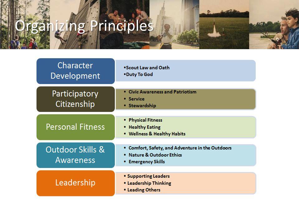 Organizing Principles