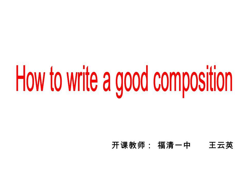 Ⅱ.use advanced phrases ( 选取高级词汇 ) Simple phraseAdvanced phrase 1.I'm good at English.