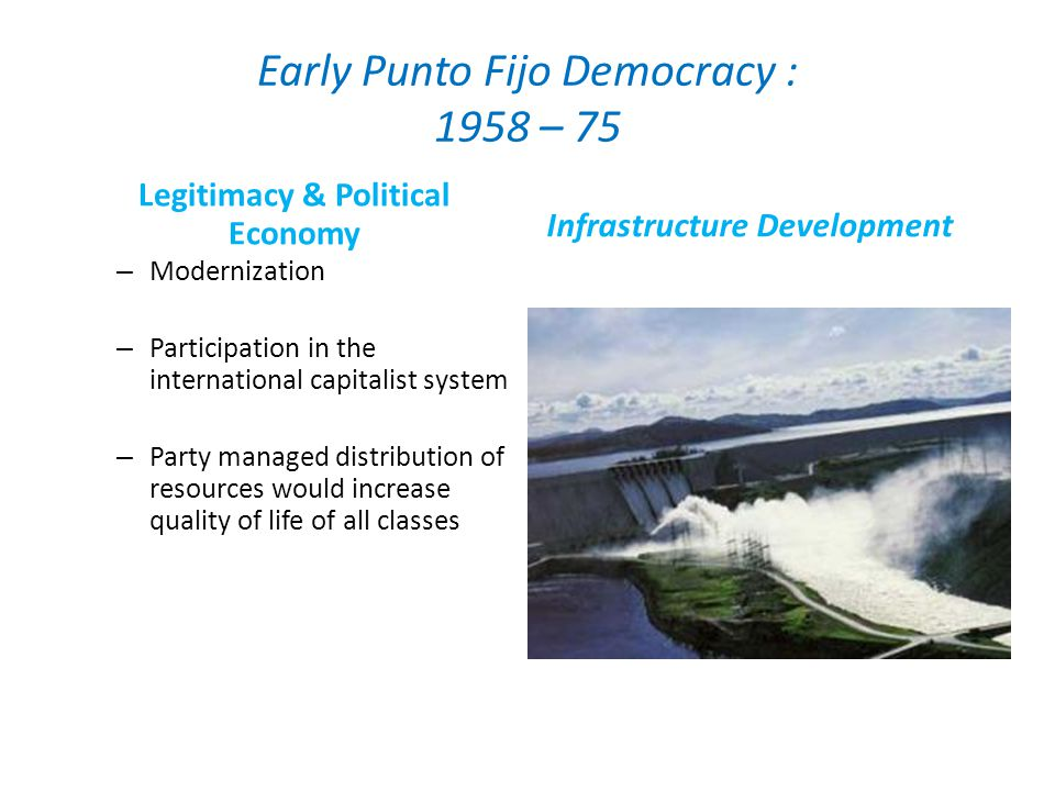 Caracas: Modern & Western?