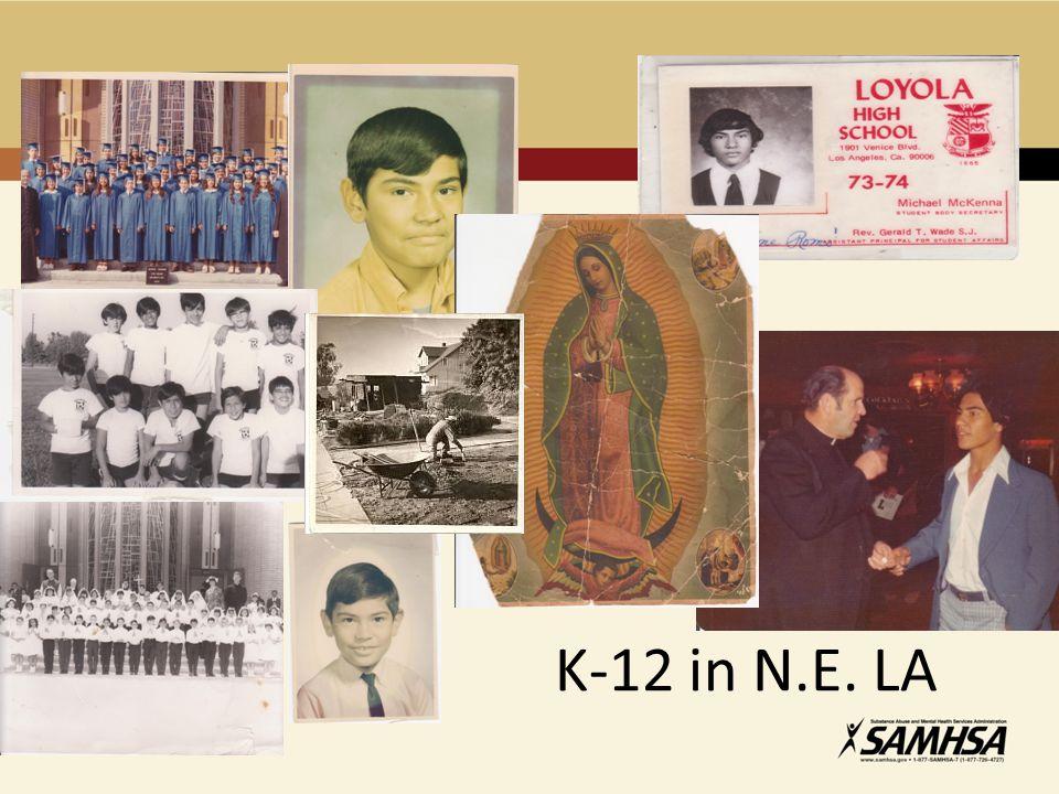 K-12 in N.E. LA