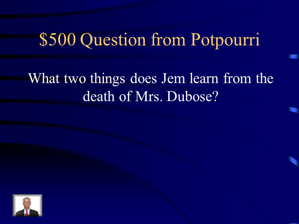 $400 Answer from Potpourri She thinks they have the right to do whatever they want to do as long as they don't bother anyone else AND they have a righ