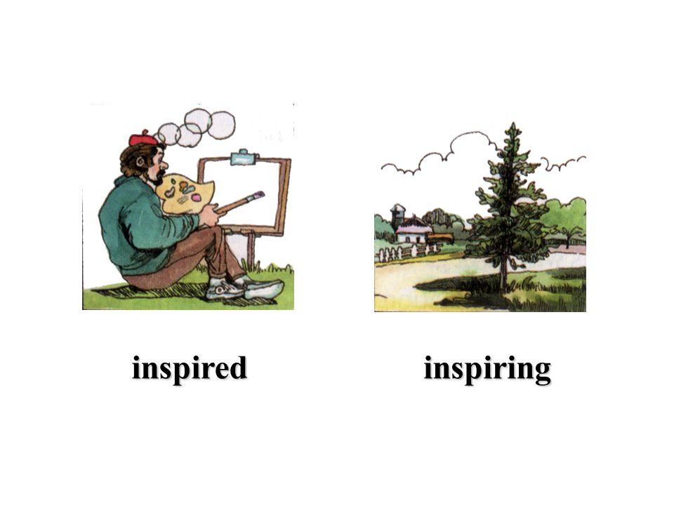 inspiredinspiring