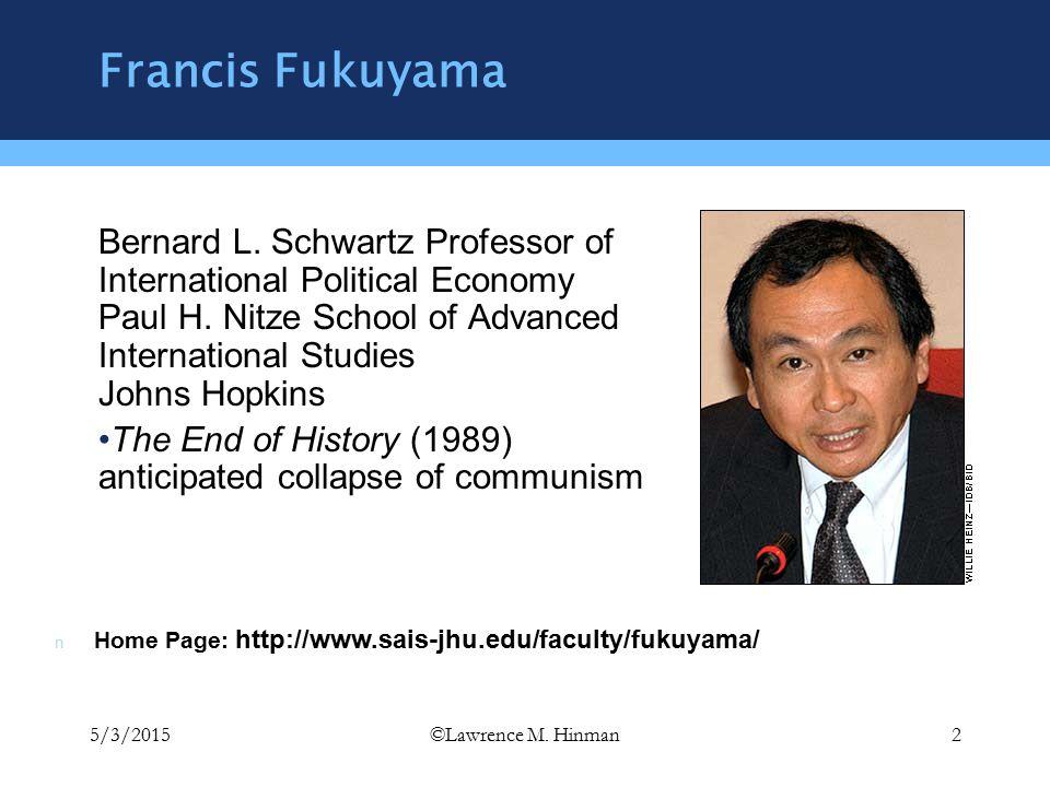 Gregory Stock & Francis Fukuyama The Clone Wars Reason, Vol.