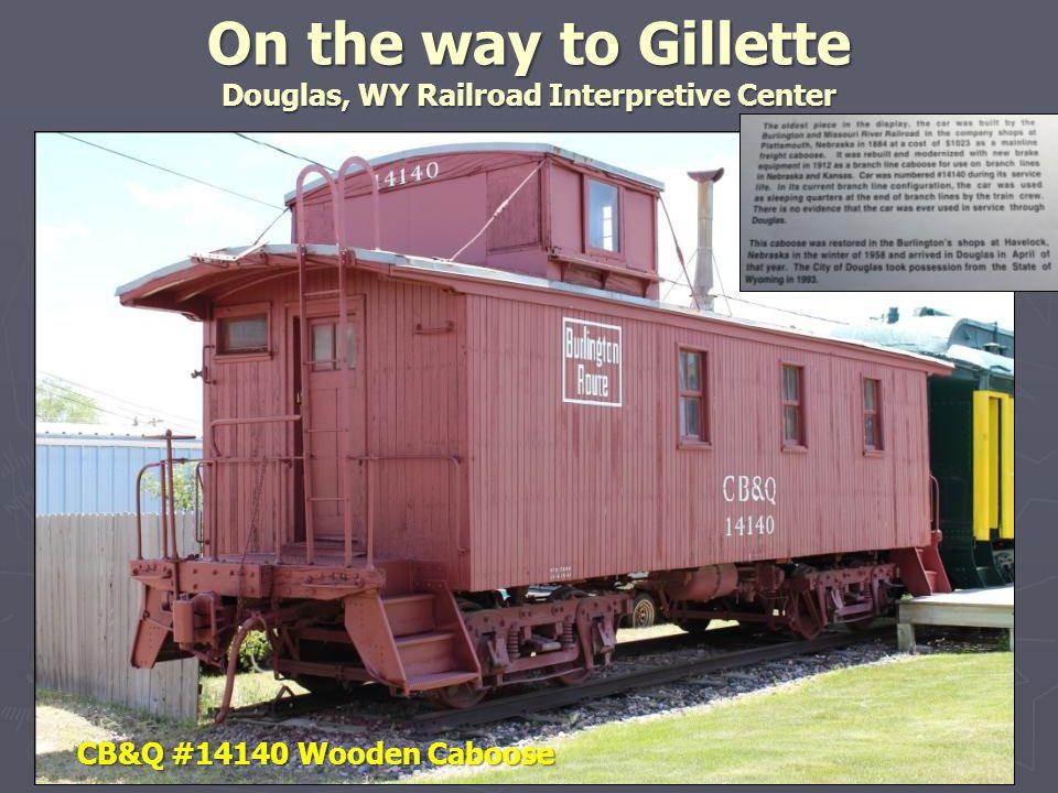 Friends of the Burlington Northern RR Thursday June 9, 2011, The 1880 Train Black Hills Central #110.