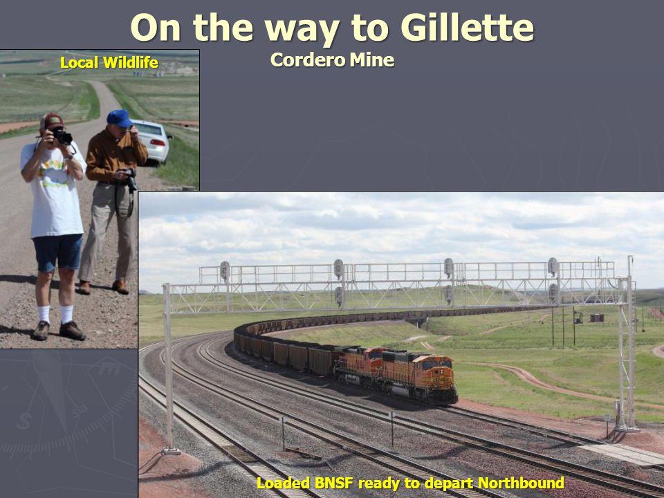 Friends of the Burlington Northern RR Thursday June 9, 2011 South Dakota State Railroad Museum Timeline.
