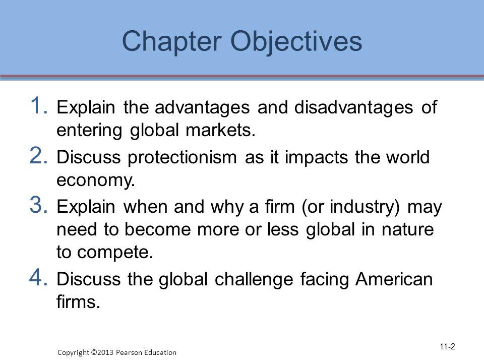 Disadvantages of International Operations 1.