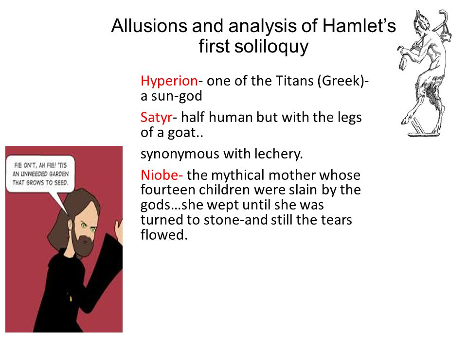 Cheap write my essay analysis of the rhetoric device of allusion in hamlet