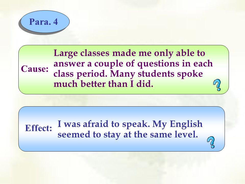 焦点记忆 : 现在分词 — 主动意义 过去分词 — 被动意义 作状语 1.分词 分词作状语时 2.