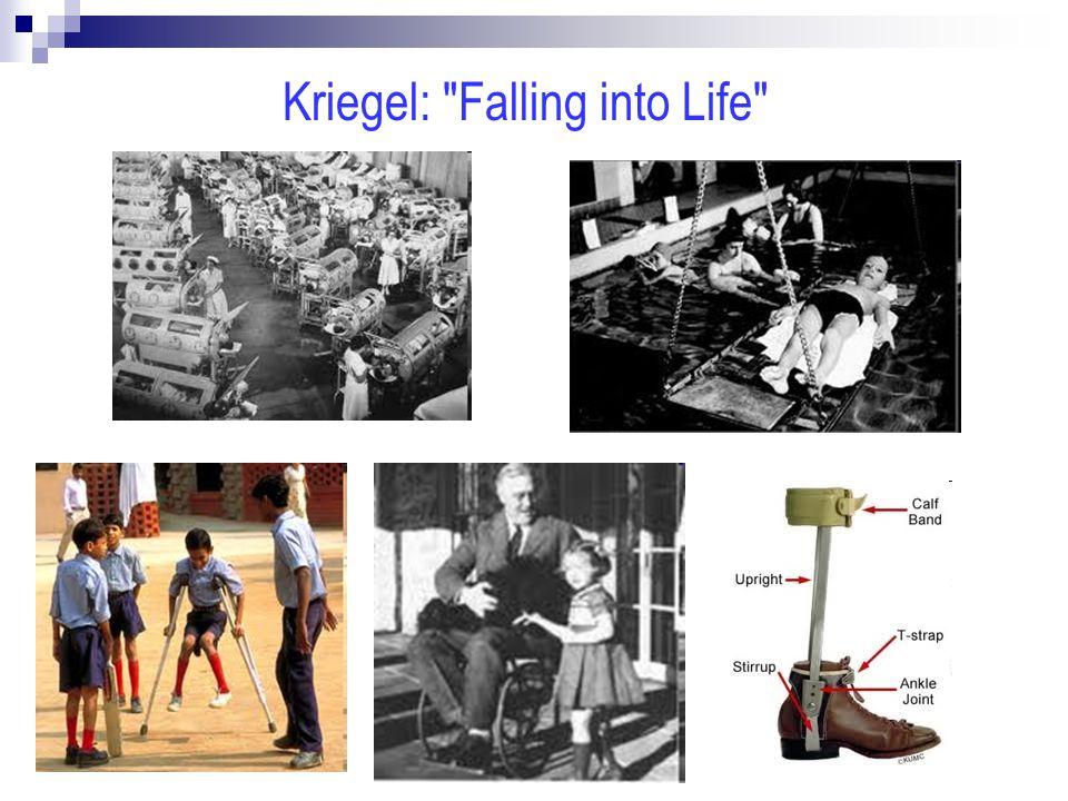 Kriegel: Falling into Life