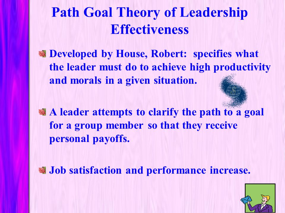 Making the Situation More Favorable for the Leader Implication of theory is that the leader should modify situations to best match their leadership st