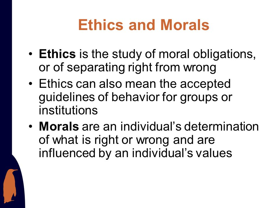 Chapter Six Leadership Ethics and Social Responsibility