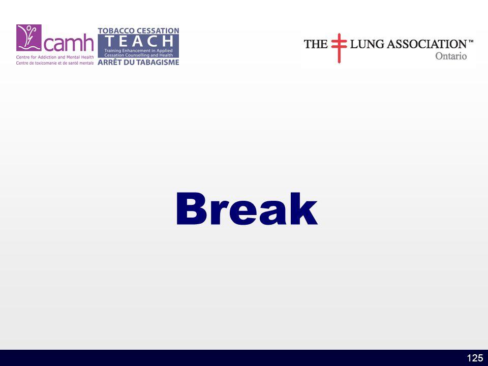 125 Break