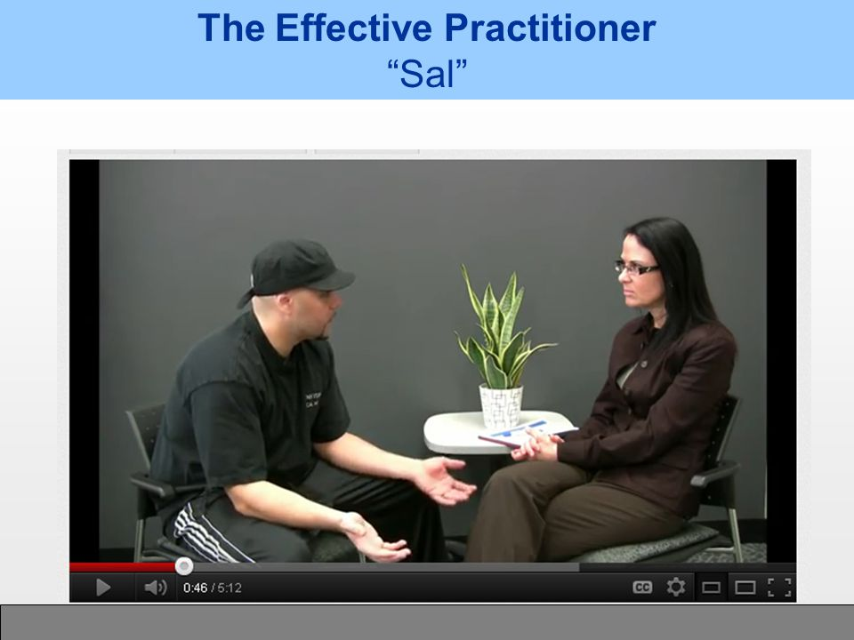 128 The Effective Practitioner Sal