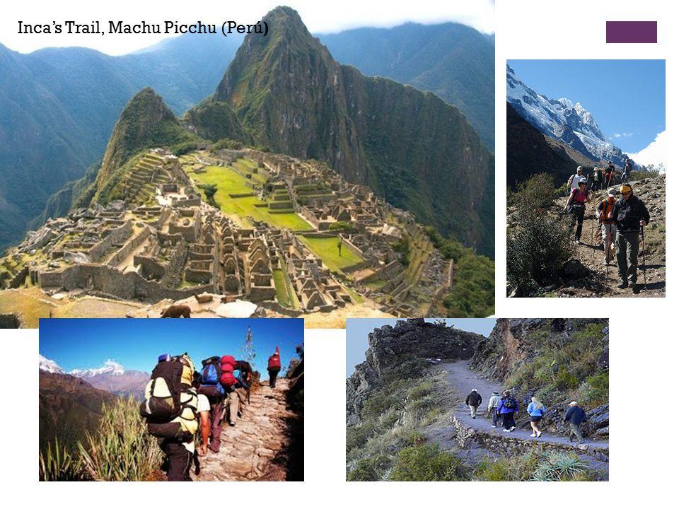 Inca's Trail, Machu Picchu (Perú)