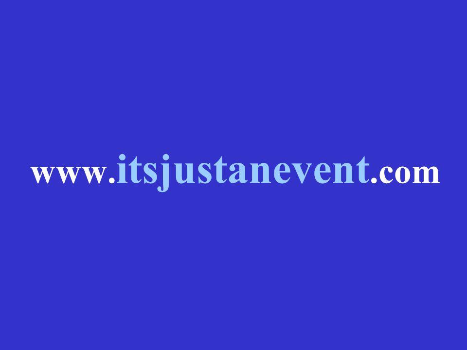 www. itsjustanevent.com