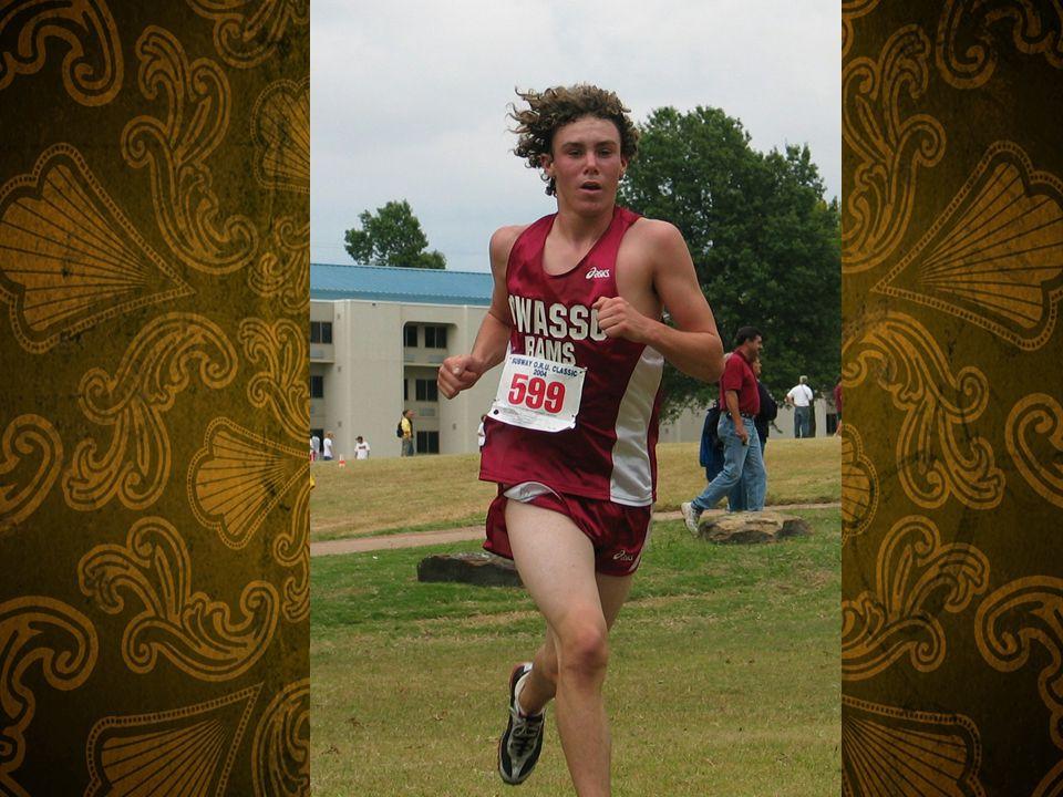 Picture of marathon runner