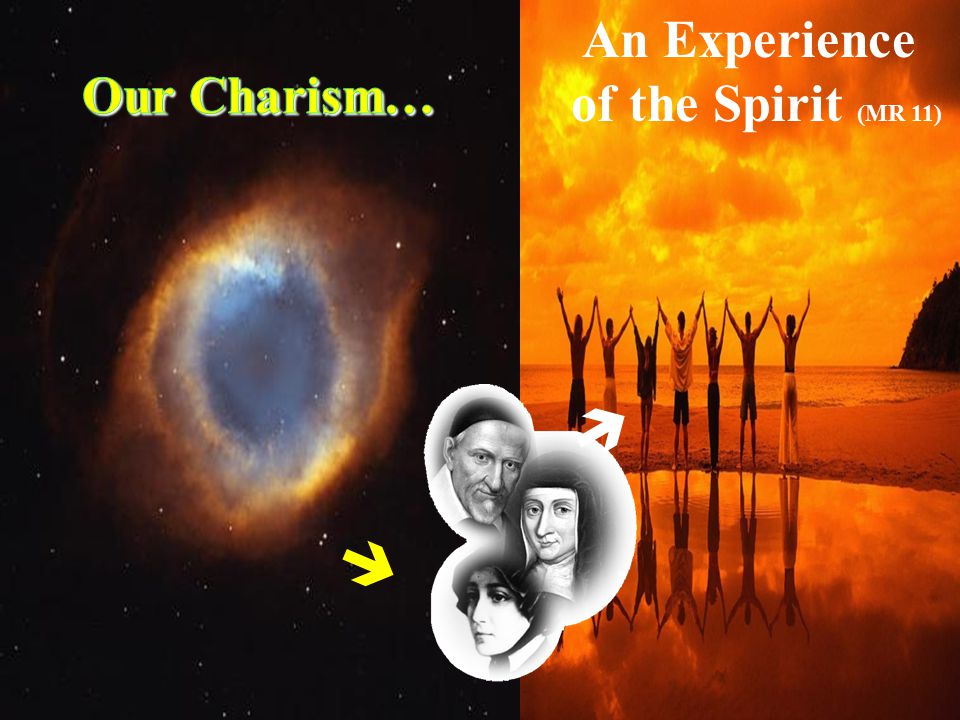 An Experience of the Spirit (MR 11)  