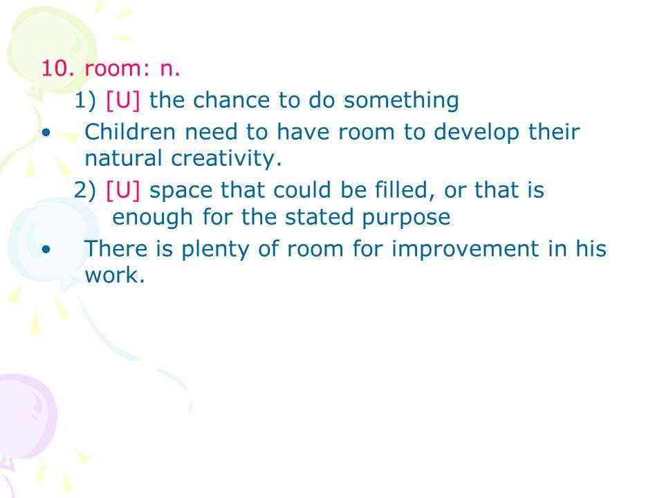 10.room: n.