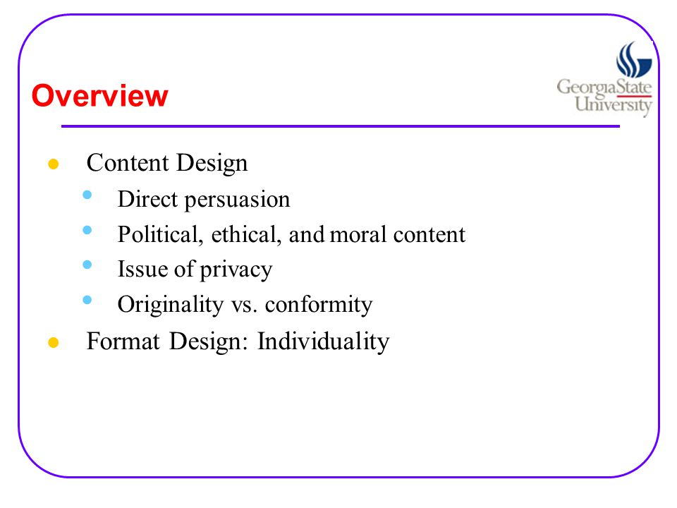 Resume Content—Direct Persuasion (Example 1) Self Assessment A love for education… Long-time English training instructor for…, with excellent spoken English Great teaching experience… Strong research skills Strong and independent personality Concluding Remarks (at the end of the resume) Dear respected university leaders, … If I'm fortunate enough to become a member of your university, I'll do my best to utilize my enthusiasm and abilities to make my tiny contribution to the future development of your university and to become an excellent instructor.