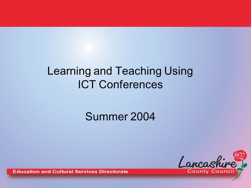 ICTIN SCHOOLS-IMPACT OF GOVERNMENT INITIATIVES The combined impact of government initiatives for ICT in schools has been significant.