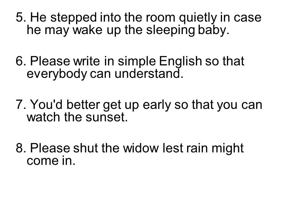 下列 介词短语 + 动名词 可用于表目 的 for the sake of 因为......