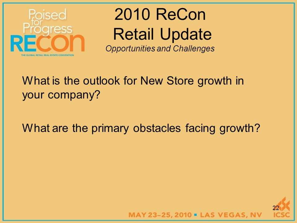 What is the outlook for New Store growth in your company.