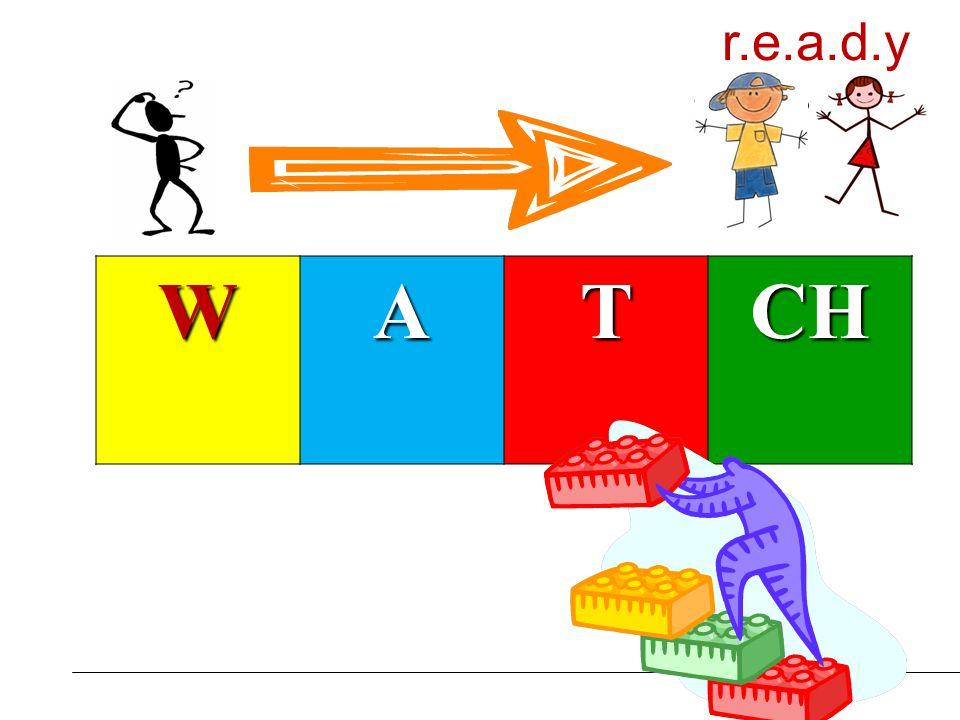 WATCH r.e.a.d.y