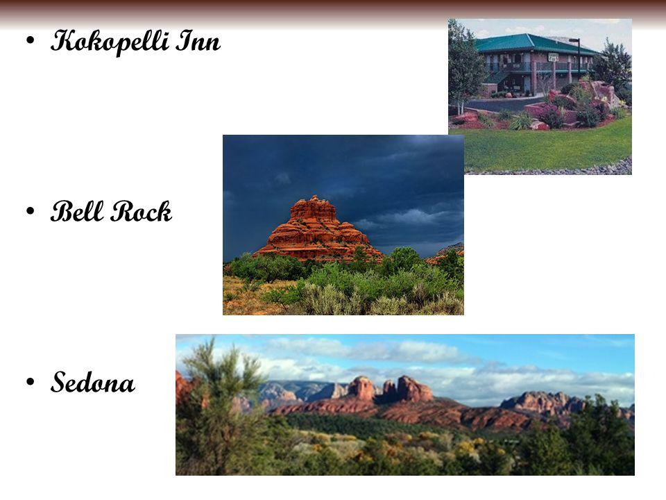 Kokopelli Inn Bell Rock Sedona