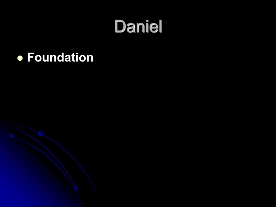 Daniel Foundation