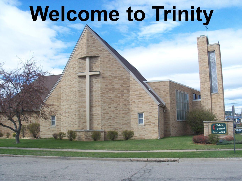 Trinity Children's Time!