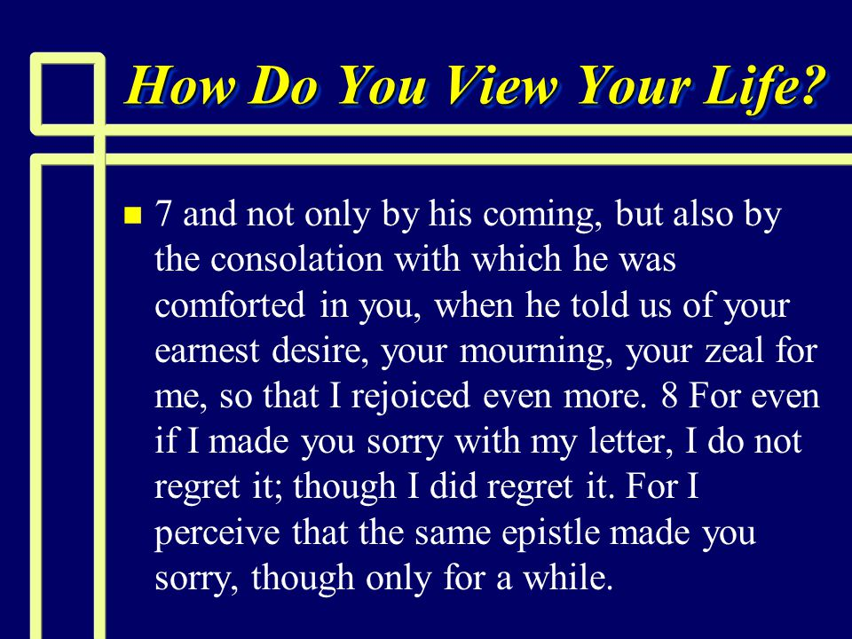 How Satan uses doubt n 2 Corinthians 2:10-11 (NKJV) n Now whom you forgive anything, I also forgive.
