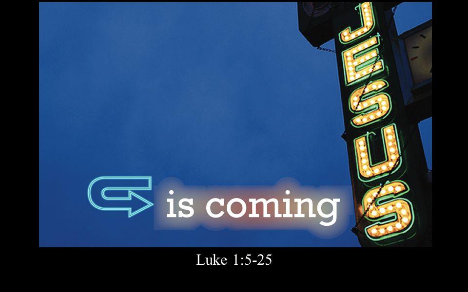 Rick Snodgrass Luke 1:5-25