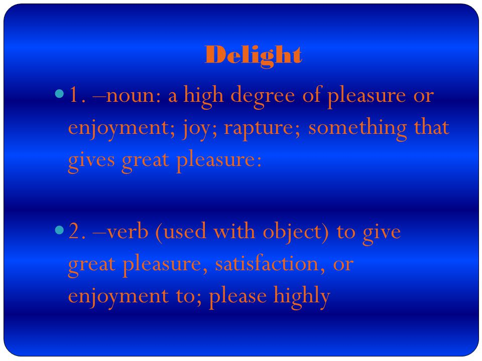 Delight Impersonate Incentive Objective Flexible Vocabulary Quad Cards