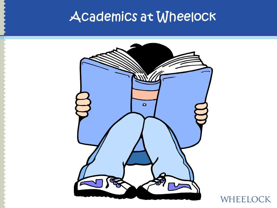 Academics at Wheelock