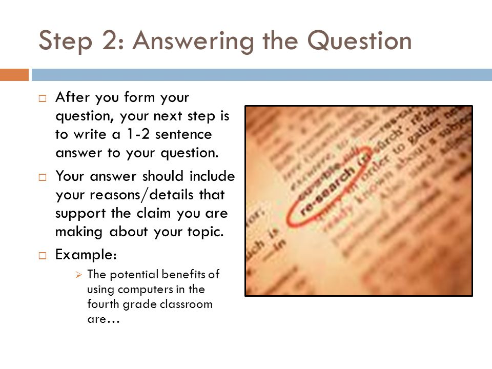 Finding it in Your Materials 2 What information from my graphic organizer will help me complete the 3 steps to a thesis statement.
