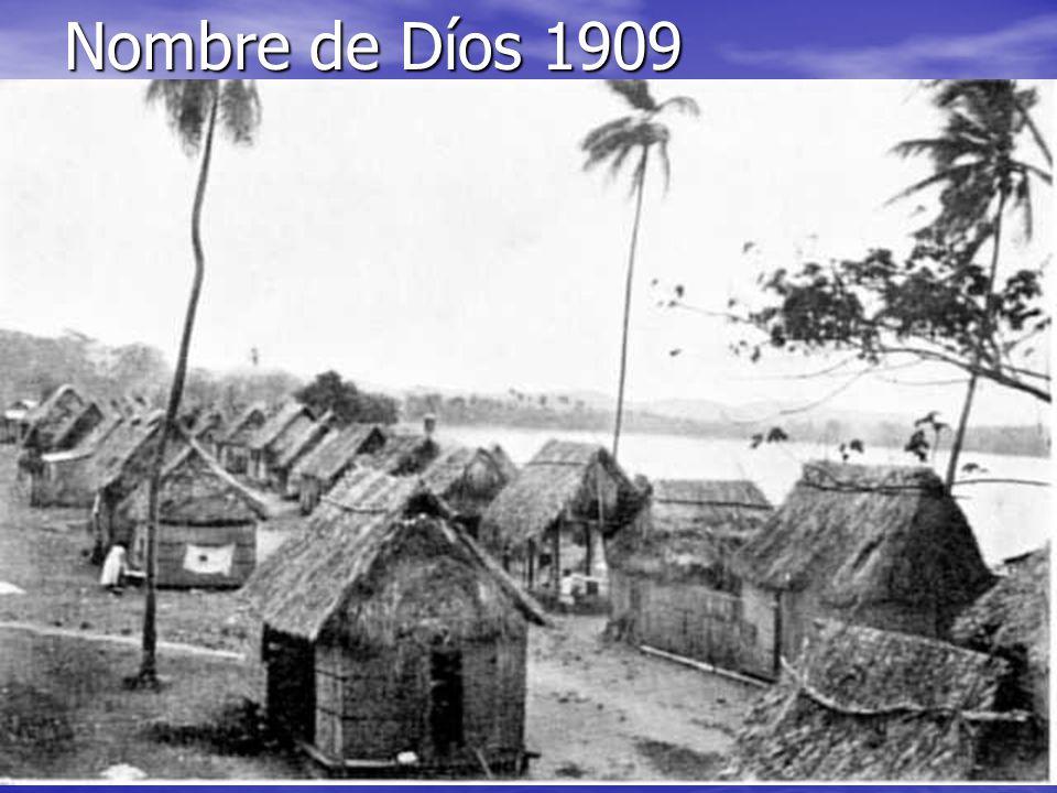 Nombre de Díos 1909