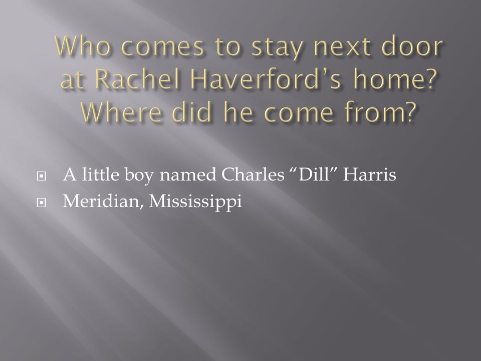  A little boy named Charles Dill Harris  Meridian, Mississippi