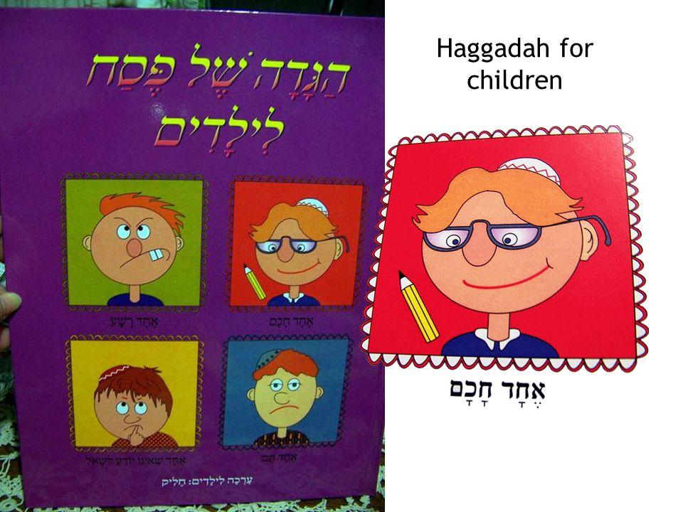 Haggadah for children