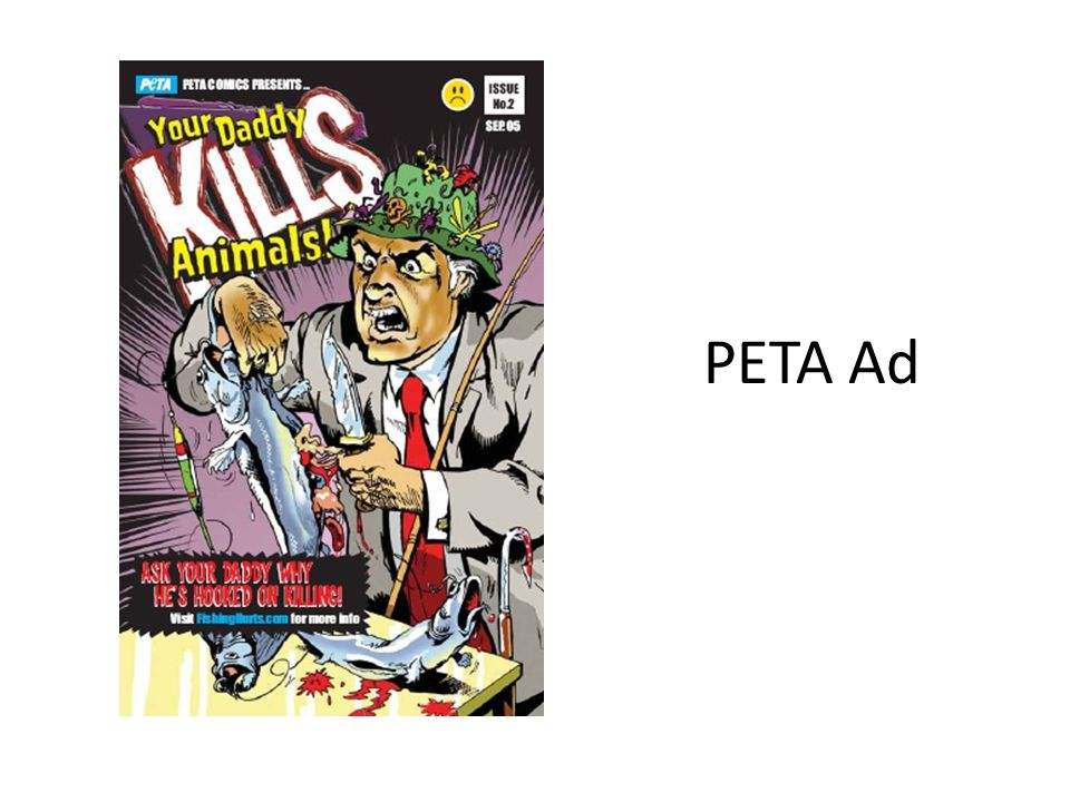 PETA Ad