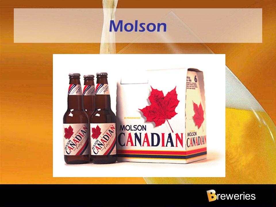 reweries Molson