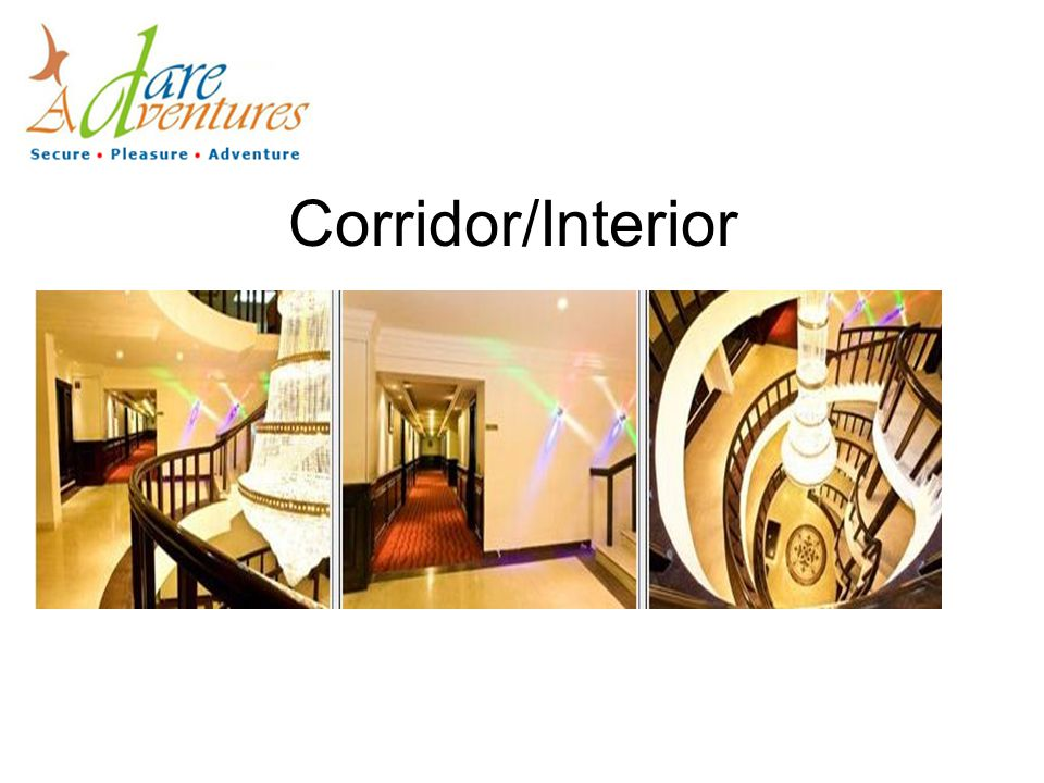 Corridor/Interior